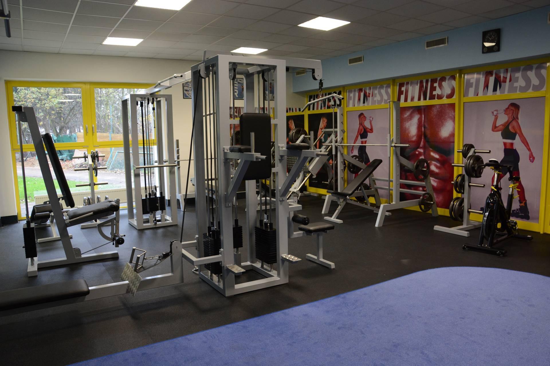 Fitness centrum{lang}Fitness center